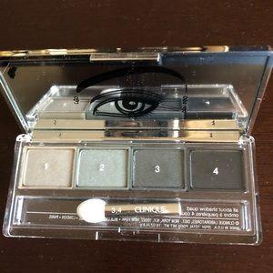 Clinique 4/eyeshadow palette NWT